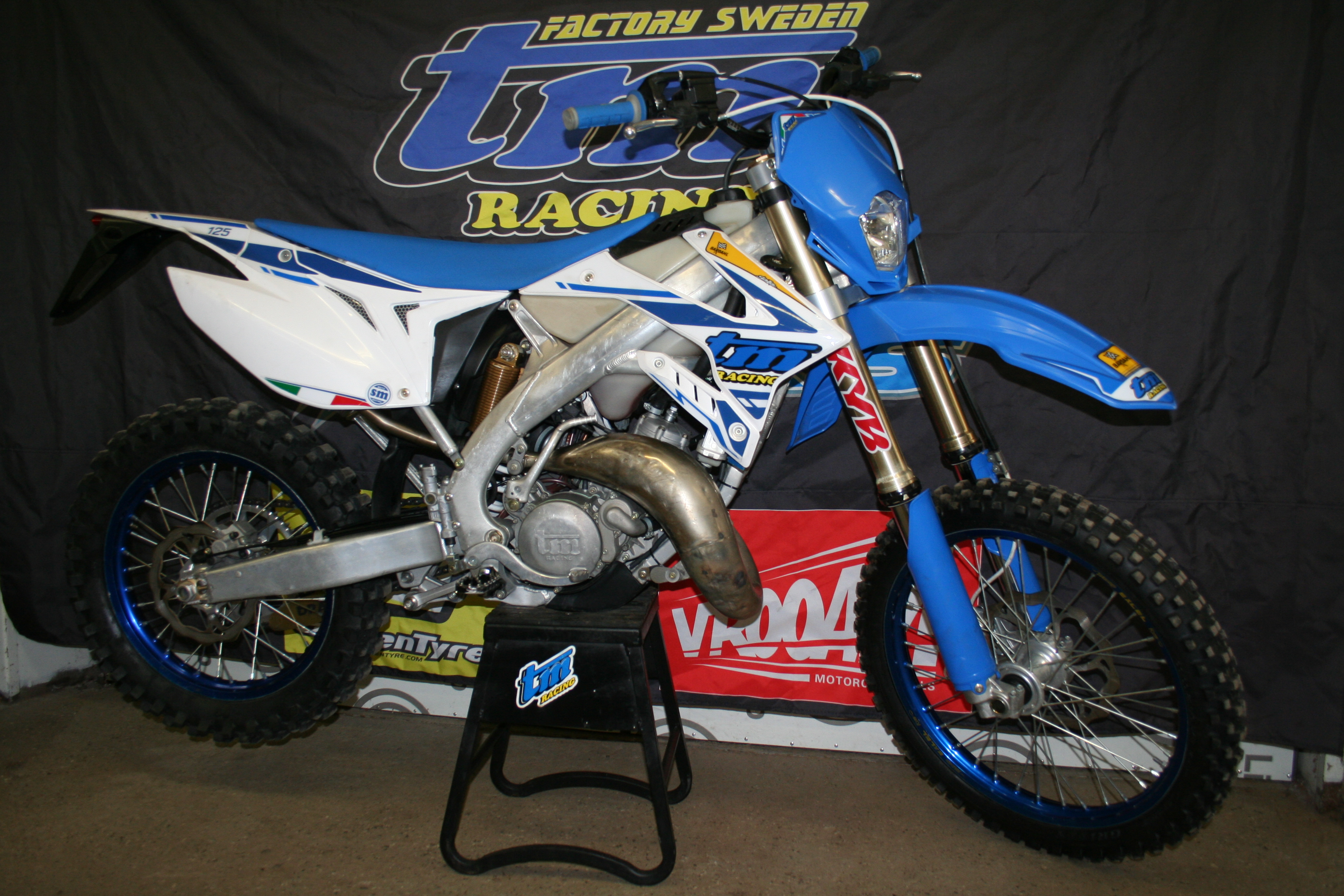 TM Racing MX 85cc 2014