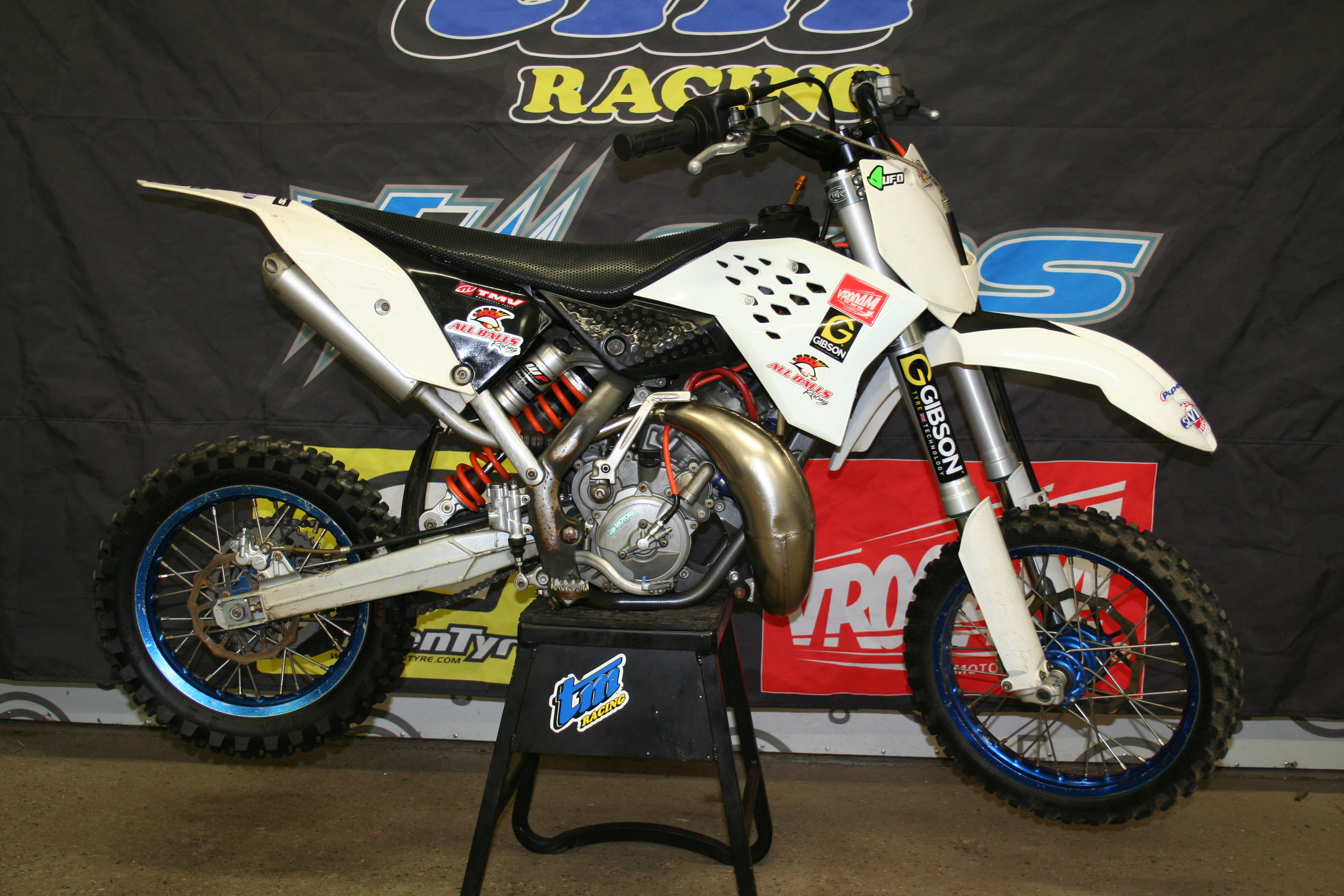 TM Racing MX 250 2018